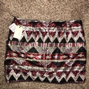 Sequence skirt